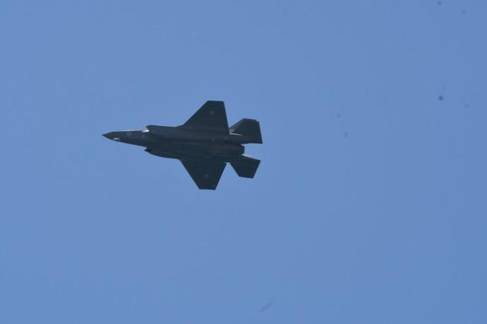 מטוס F-35 של חיל האוויר