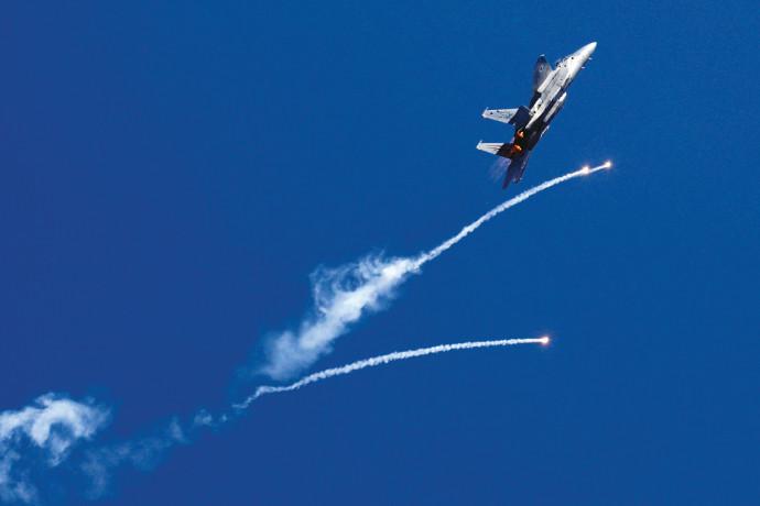 מטוס F-15 ישראלי