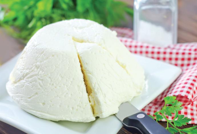 גבינת ריקוטה, אילוסטרציה