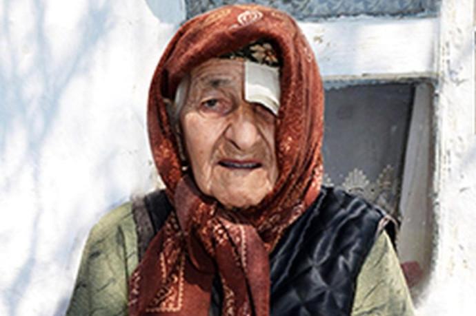 האישה הזקנה בעולם
