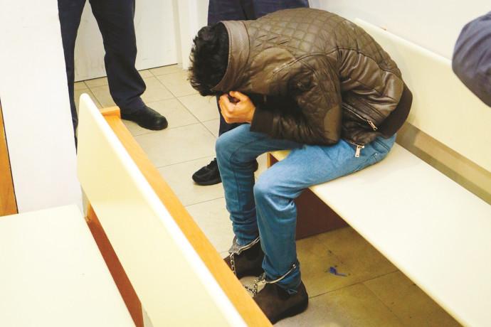 הארכת מעצר (למצולם אין קשר לכתבה)
