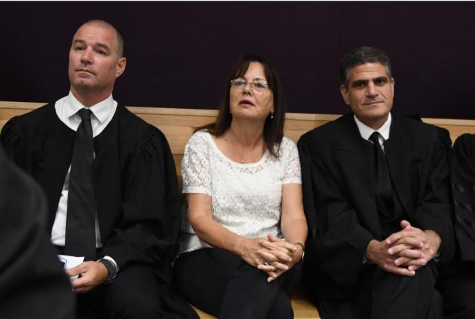 רות דוד בבית המשפט