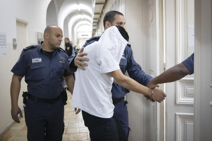 חשוד מובא לדיון בהארכת מעצר, אילוסטרציה