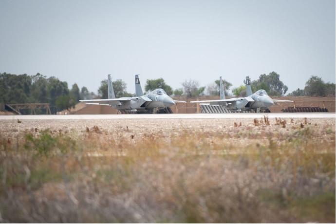 מטוסי קרב של חיל האוויר
