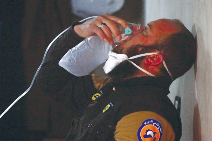 מתקפת גז בסוריה, ארכיון