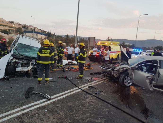 תאונת דרכים קטלנית סמוך לכרמיאל