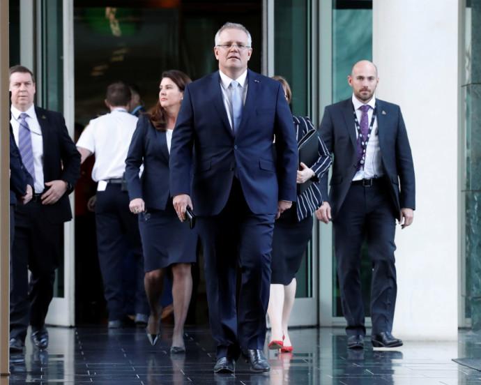 ראש ממשלת אוסטרליה, סקוט מוריסון
