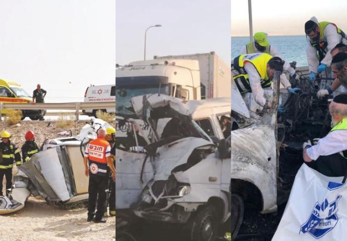 התאונות הקטלניות בכביש 90