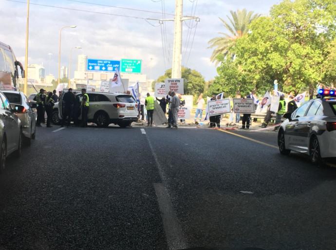 מחאת עובדי המלט