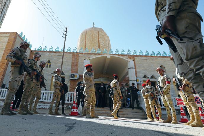 כוחות צבא מצרים בסיני