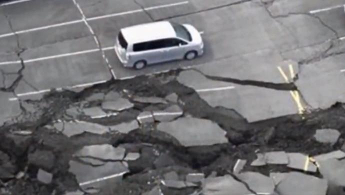 רעידת האדמה בקלדוניה החדשה