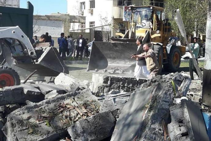 פיגוע תופת באיראן