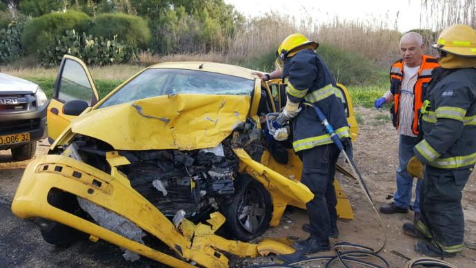 תאונת דרכים קטלנית בחבל אשכול