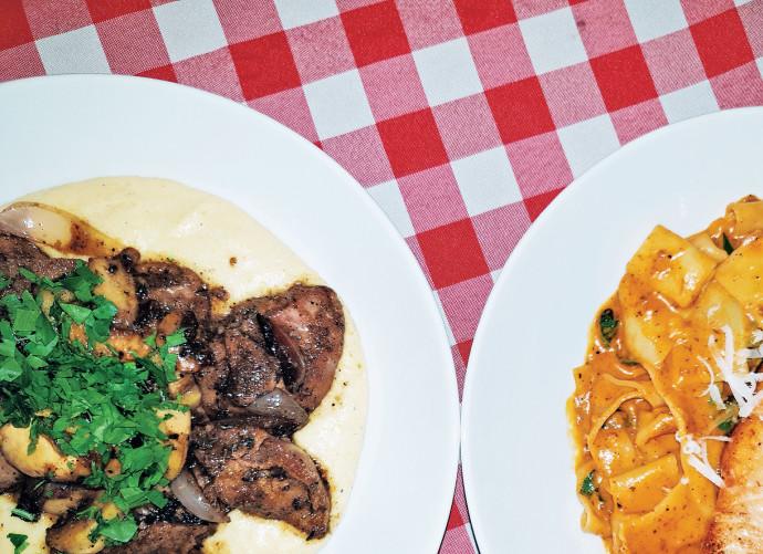 מסעדת אספסטה בתל אביב