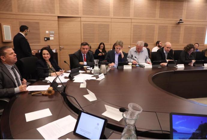 ועדת הכלכלה