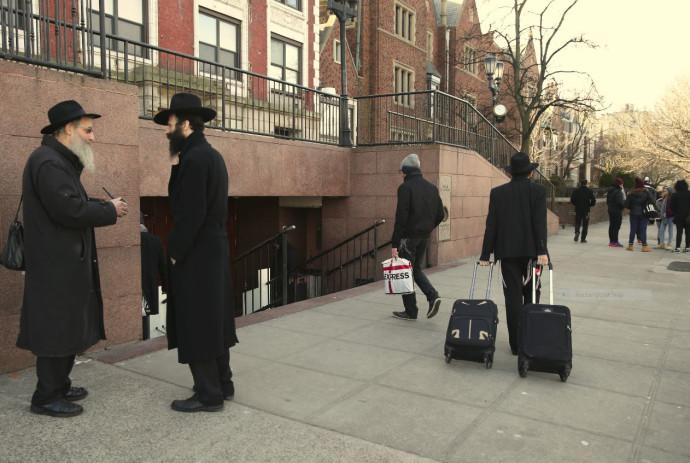 יהודים בניו יורק