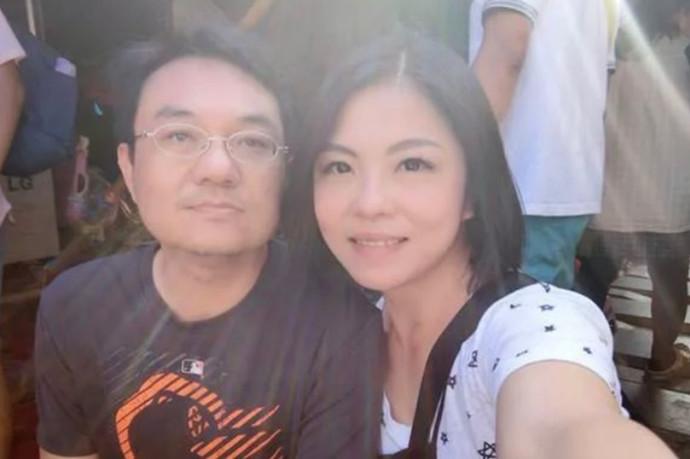 לין שיופאן ובן זוגה ליאן זיצ'אנג