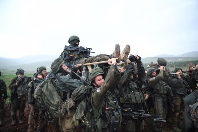 חיילי גבעתי (למצולמים אין קשר לנאמר בכתבה)