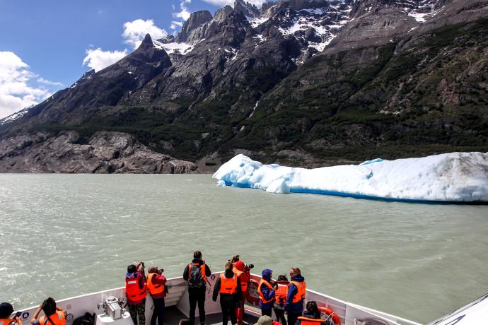 שמורת הטבע בה התרחשה התאונה בצ'ילה