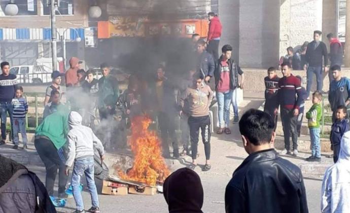 הפגנות ברצועת עזה נגד החמאס