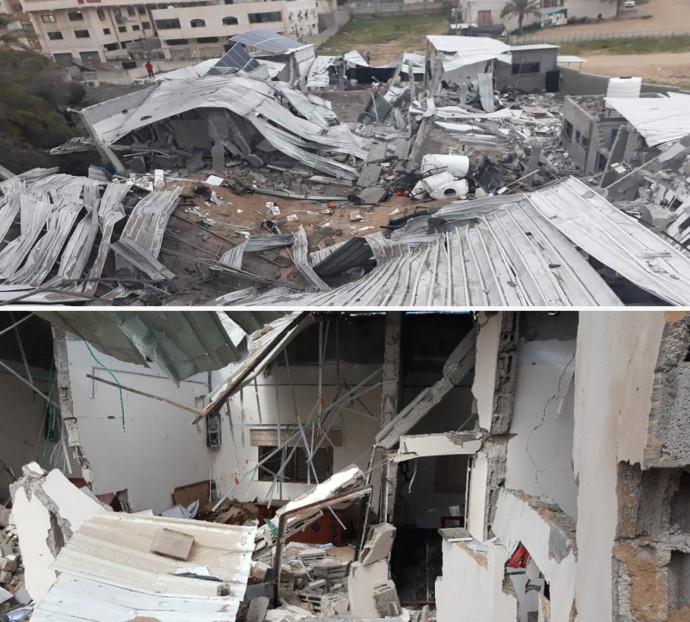 מתחם מטה הגדה של ארגון החמאס, שכונת רימל