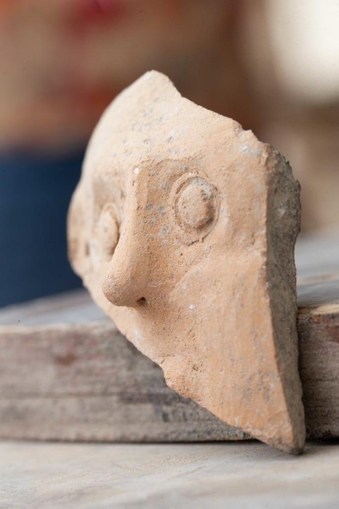 הממצא האריכאולוגי