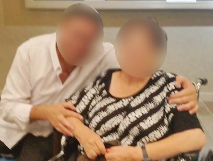 הקשישה הסיעודית שכלל ביטוח מסרבת לעזור לה