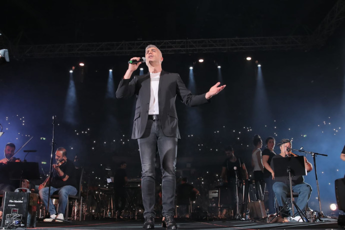 """כוכב """"הכלה מאיסטנבול"""" בתל אביב"""