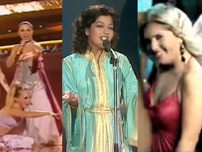 ארצות ערב באירוויזיון