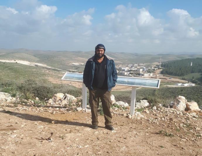 זאיד אל-חממדה שנהרג באשקלון