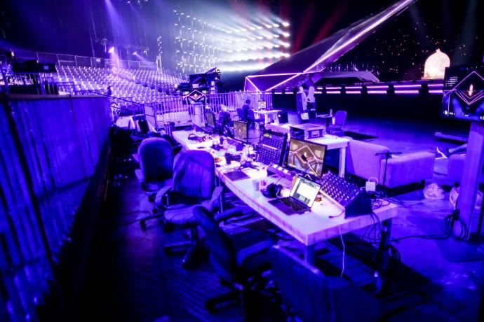 אירוויזיון 2019, מתחם אקספו