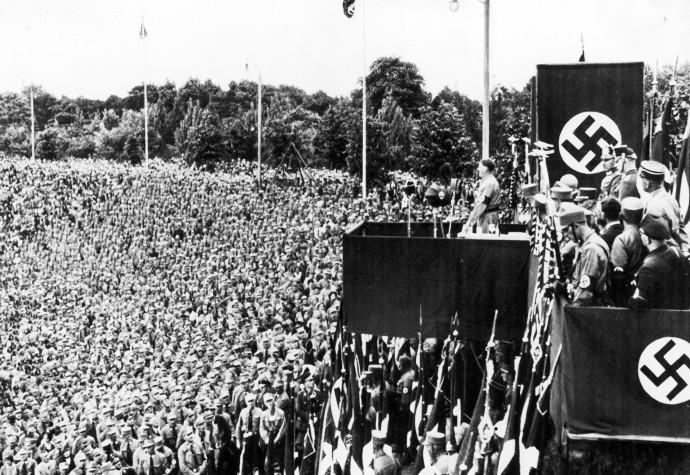 עליית הנאצים