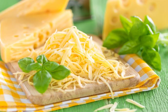 גבינה, אילוסטרציה
