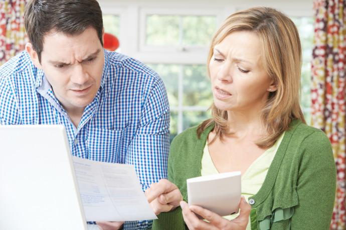 חובות, תשלום חשבונות - אילוסטרציה