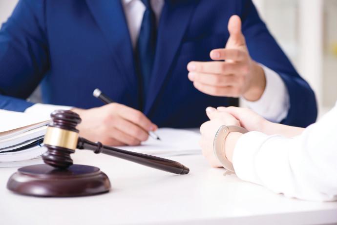 עורך דין, אילוסטרציה