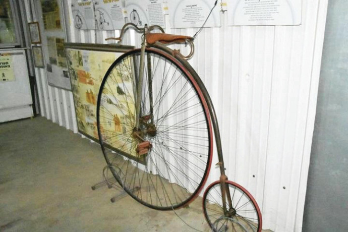 מוזיאון האופניים של אלון וולף
