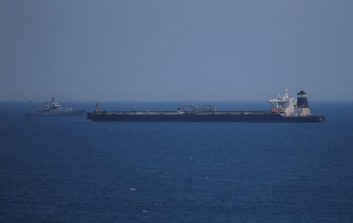 מכלית הנפט 'גרייס 1'