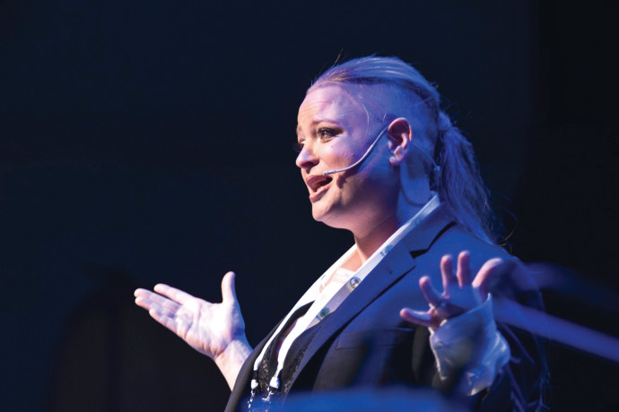 שרה פורסטר