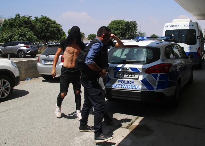 חשודים ישראלים באונס בקפריסין