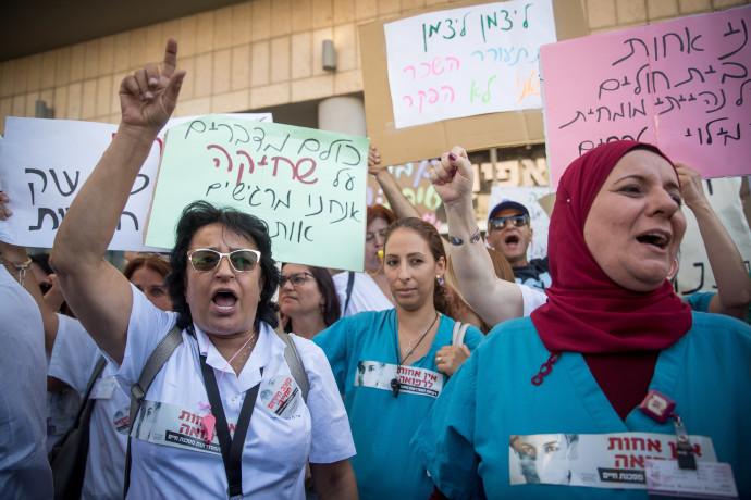 שביתת האחיות