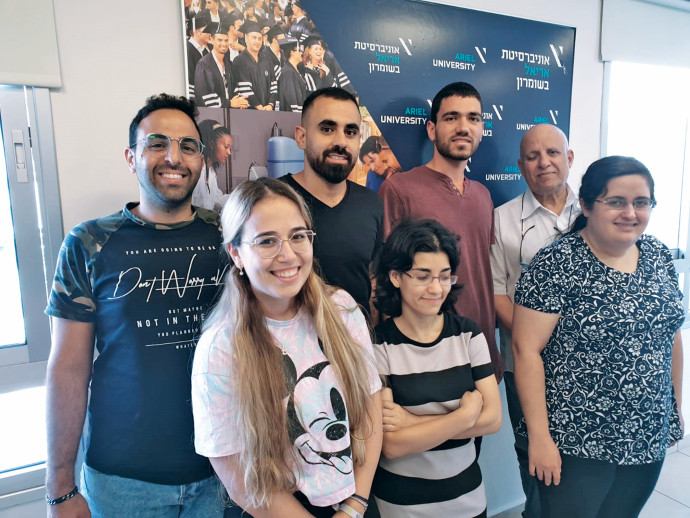 הסטודנטים מהפרויקט