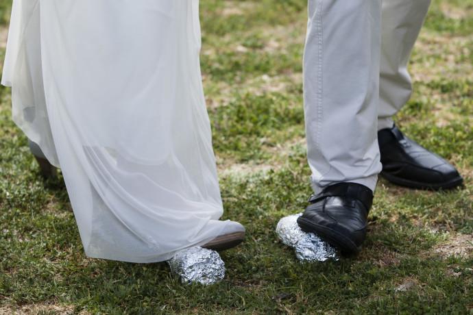 שבירת כוס בחתונה