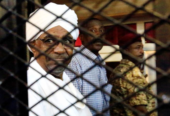 עומאר חסן אל באשיר, נשיא סודן לשעבר