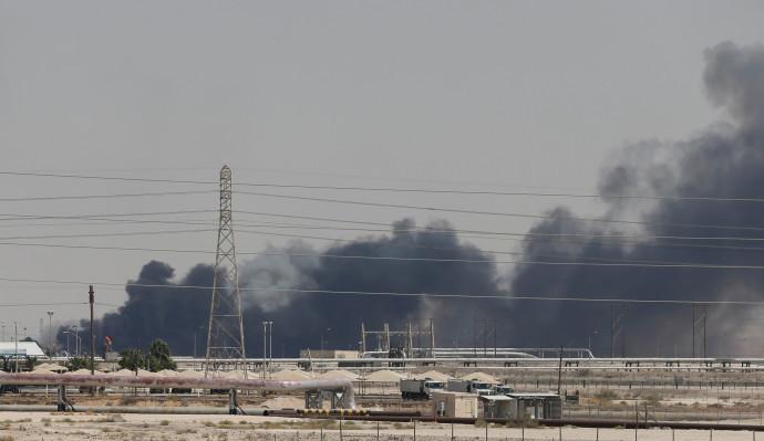 שדה הנפט בסעודיה שהותקף