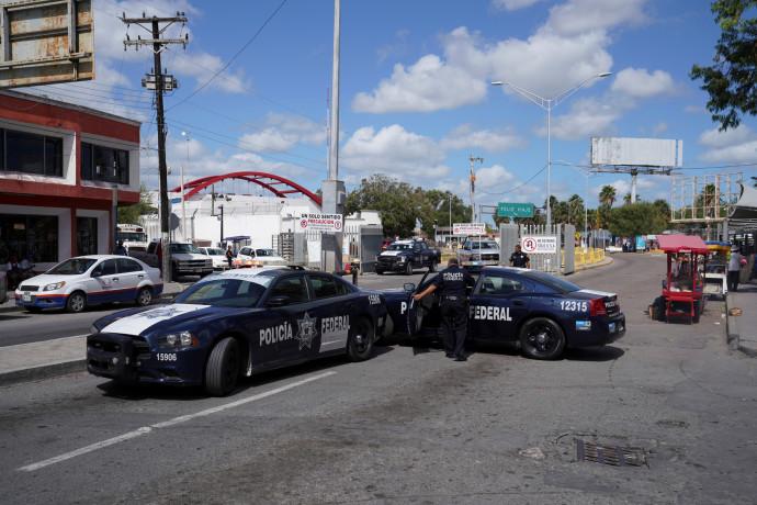 ניידות משטרה במקסיקו