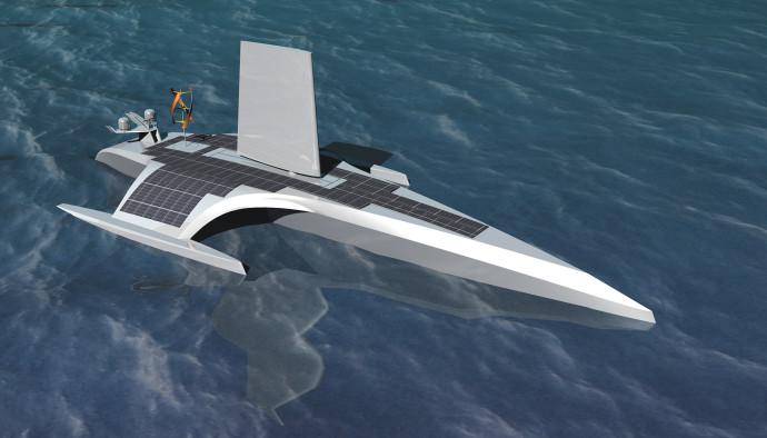 ספינה אוטונומית