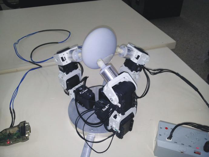 זרוע רובוטית