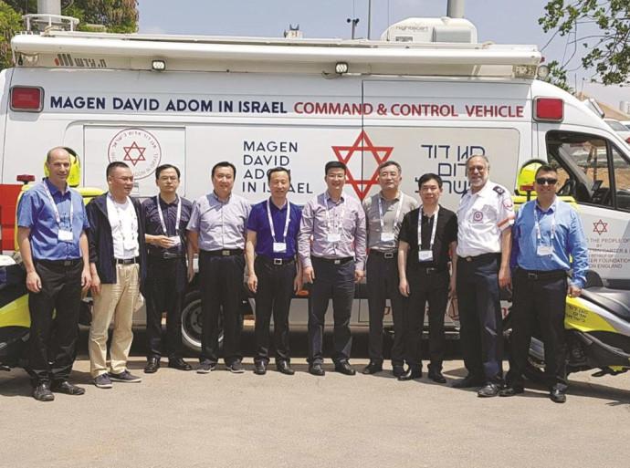 פתרונות מצילי חיים מסביב לעולם. Healthcare Israel