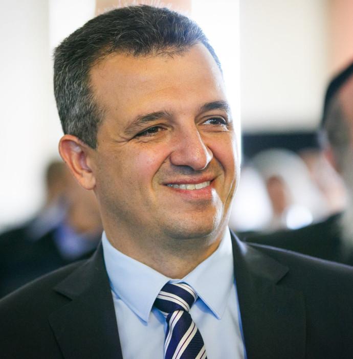"""ראש עיריית ר""""ג כרמל שאמה כהן"""