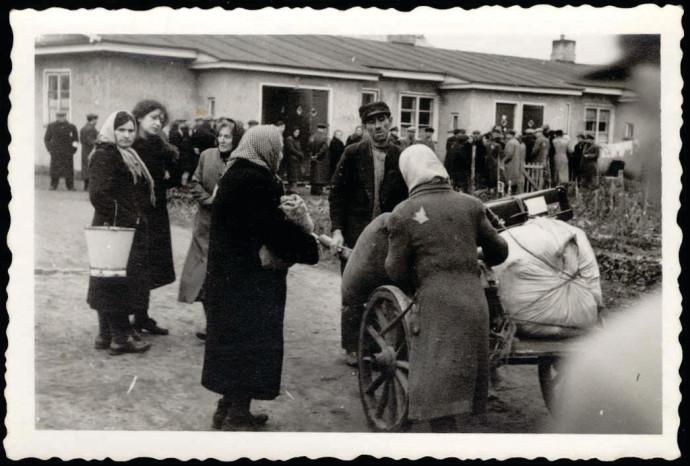 יהודי גטו קובנה